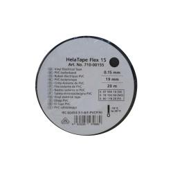 CINTA AISLANTE DE PVC NEGRA 19mm
